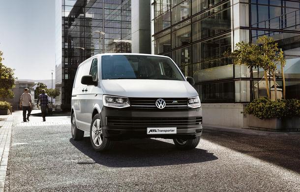 Electrificare utilitară: Volkswagen ABT e-Caddy este full-electric și poate transporta pasageri sau marfă până la 220 de kilometri - Poza 2