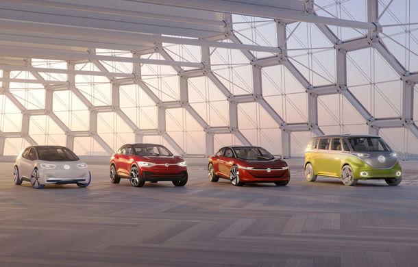 10 lucruri pe care trebuie să le știi despre viitoarele mașini electrice Volkswagen - Poza 1