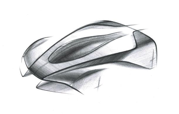 Aston Martin pregătește un nou hypercar după Valkyrie: modelul va fi lansat în 2021, cu o producție limitată la 500 de exemplare - Poza 1