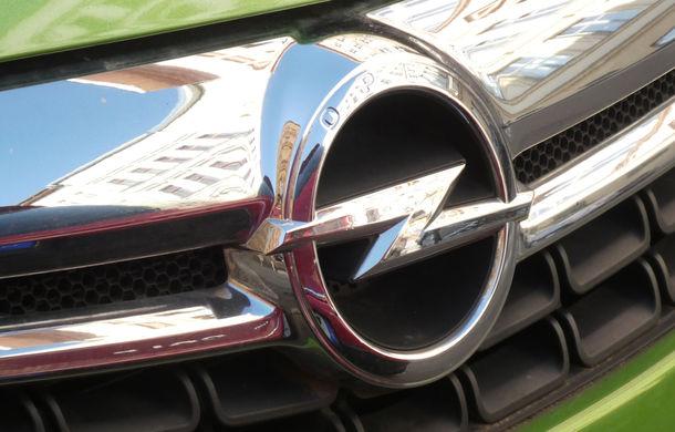 Opel vrea o nouă reducere a producției la Ruesselsheim: producția ar urma să scadă cu 20%, la 35 de vehicule pe oră - Poza 1