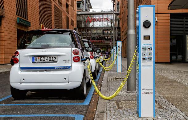 Germania vrea un milion de mașini electrice pe străzi până în 2022: schemă de sprijin din partea autorităților și a industriei auto - Poza 1