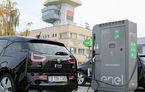 Infrastructura pentru mașinile electrice, ignorată de autorități, dar prioritate pentru mediul privat: Enel vrea să construiască o rețea de stații de încărcare în România
