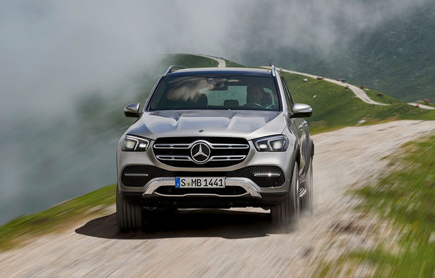 Noua generație Mercedes-Benz Clasa B vine în octombrie: modelul va împărți standul de la Paris cu noile EQC, GLE și A35 AMG - Poza 6