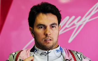 """Perez sugerează că va rămâne la Force India în sezonul 2019: """"Anunțul oficial vine în câteva zile"""""""