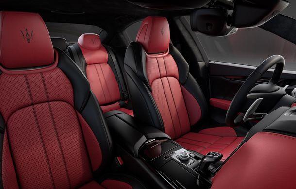 Maserati prezintă ediția specială Ghibli Ribelle: producție limitată la 200 de exemplare, iar vânzările încep în octombrie - Poza 3