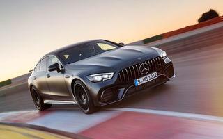 Prețuri pentru versiunea cu patru uși a lui Mercedes-AMG GT în România: rivalul lui Porsche Panamera pleacă de la 99.000 de euro