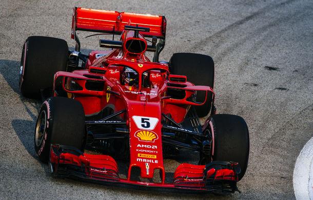 Avancronica Marelui Premiu al Rusiei: victoria, obligatorie pentru Vettel în lupta pentru titlu cu Hamilton - Poza 1