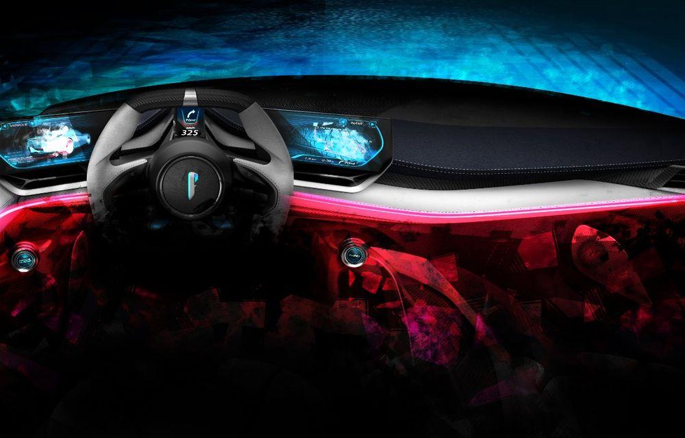 Informații noi despre viitorul Pininfarina PF0: tehnologie dezvoltată cu ajutorul Rimac, croații care au lansat hypercar-ul electric de 1.914 CP - Poza 5