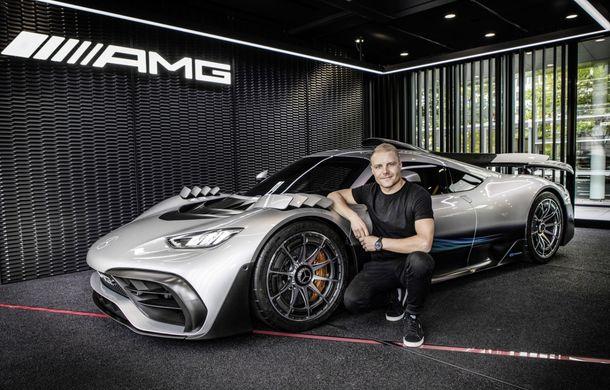 Primele imagini oficiale cu hypercarul Mercedes-AMG One: noul model va fi lansat la Paris - Poza 1