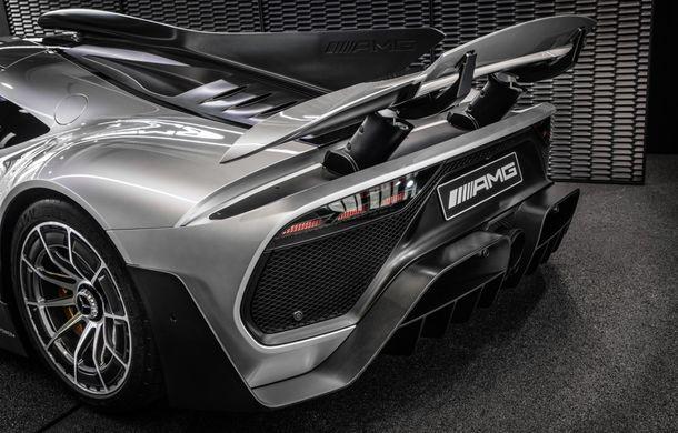Primele imagini oficiale cu hypercarul Mercedes-AMG One: noul model va fi lansat la Paris - Poza 4