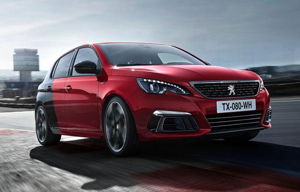 Schimbări tehnice pentru Peugeot 308 GTI: minus 7 CP, plus 10 Nm - Poza 1