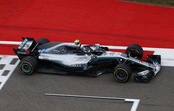 Bottas, pole position în Rusia după o ieșire în decor a lui Hamilton! Vettel și Raikkonen ocupă linia a doua a grilei de start - Poza 1