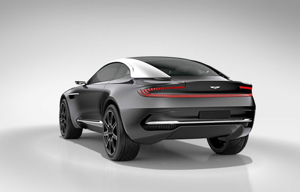 Marile speranțe: SUV-ul Aston Martin va dubla vânzările anuale ale mărcii - Poza 2