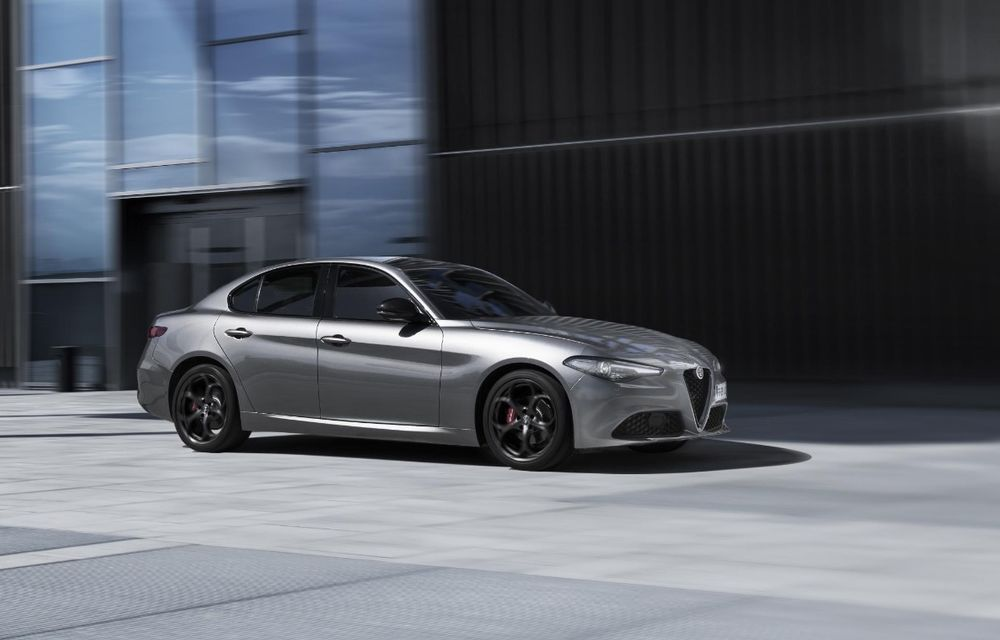Alfa Romeo Nero Edizione: constructorul italian a lansat o ediție specială pentru Giulia, Stelvio și Giulietta - Poza 3