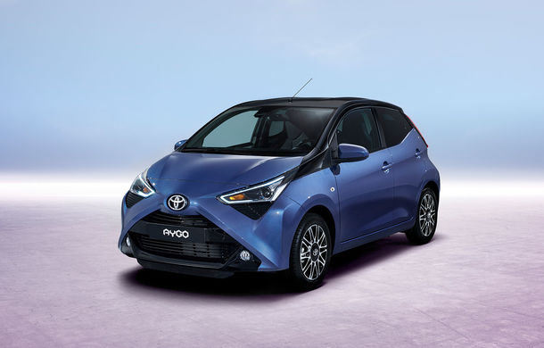 Toyota Aygo facelift este disponibil în România: start de la 9.650 de euro - Poza 1