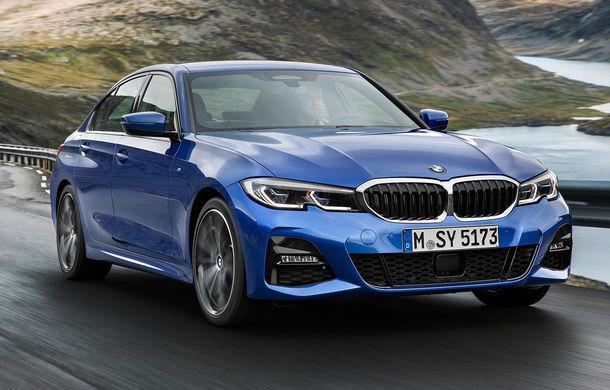 Noua generație BMW Seria 3: design revizuit, tehnologii de ultimă generație și o gamă generoasă de motoare diesel și benzină - Poza 1
