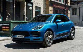 Detalii despre Porsche Macan facelift: motor turbo de 2.0 litri de 245 CP și 6.5 secunde pentru accelerația 0-100 km/h