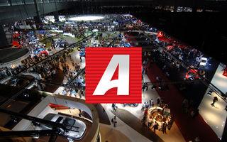 LIVE BLOG: Noutățile anunțate la Salonul Auto de la Paris