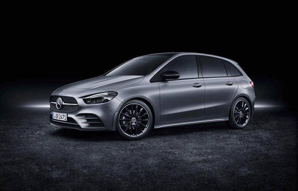 Reinventarea monovolumului: Mercedes-Benz Clasa B are design nou, 5 motorizări și tehnologii preluate de la Clasa A și Clasa S - Poza 1