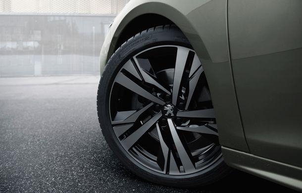 Peugeot lansează seria limitată 508 SW First Edition: aspect sportiv și dotări de top pentru break-ul producătorului francez - Poza 14