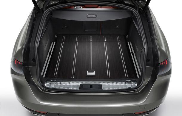 Peugeot lansează seria limitată 508 SW First Edition: aspect sportiv și dotări de top pentru break-ul producătorului francez - Poza 15