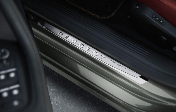 Peugeot lansează seria limitată 508 SW First Edition: aspect sportiv și dotări de top pentru break-ul producătorului francez - Poza 13