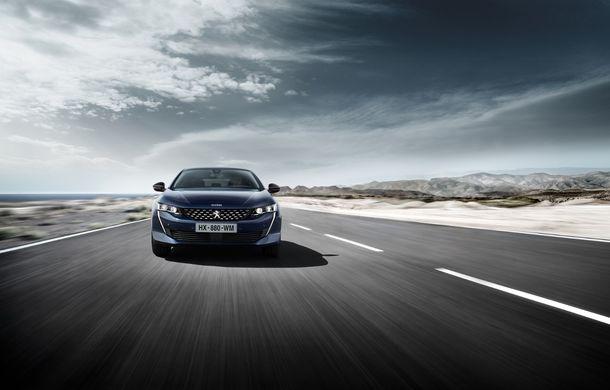 Peugeot lansează seria limitată 508 SW First Edition: aspect sportiv și dotări de top pentru break-ul producătorului francez - Poza 3