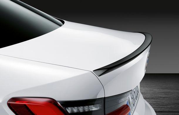 Accesorii M Performance pentru noul Seria 3: BMW a pregătit elemente de caroserie și accesorii de interior derivate din cele folosite pe mașinile de competiție - Poza 10