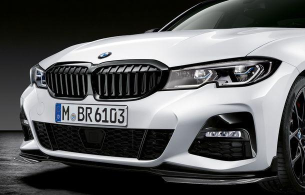 Accesorii M Performance pentru noul Seria 3: BMW a pregătit elemente de caroserie și accesorii de interior derivate din cele folosite pe mașinile de competiție - Poza 6