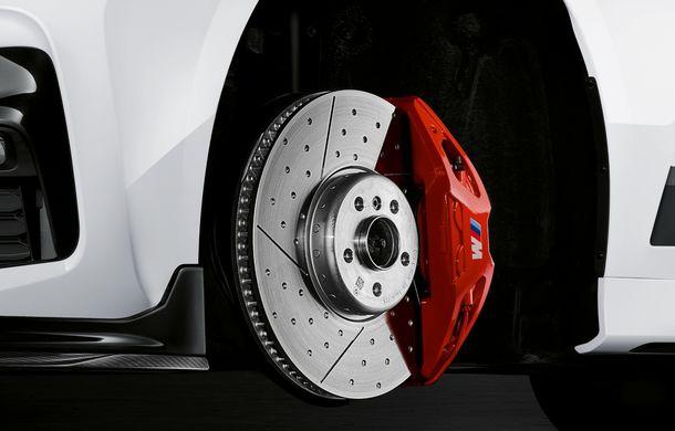 Accesorii M Performance pentru noul Seria 3: BMW a pregătit elemente de caroserie și accesorii de interior derivate din cele folosite pe mașinile de competiție - Poza 12