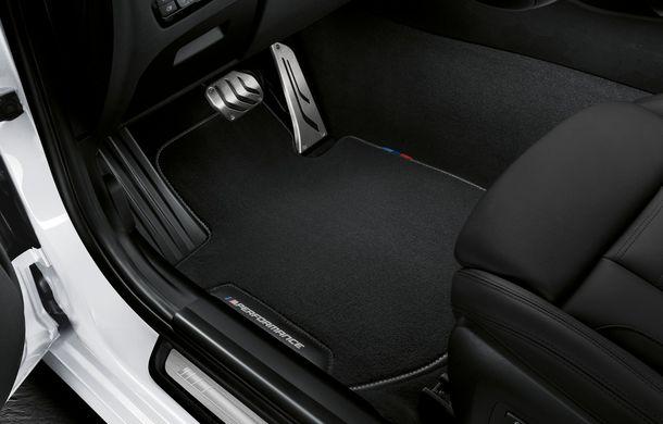 Accesorii M Performance pentru noul Seria 3: BMW a pregătit elemente de caroserie și accesorii de interior derivate din cele folosite pe mașinile de competiție - Poza 14