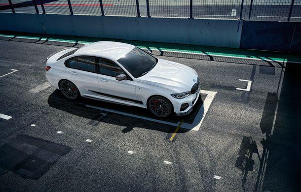 Accesorii M Performance pentru noul Seria 3: BMW a pregătit elemente de caroserie și accesorii de interior derivate din cele folosite pe mașinile de competiție - Poza 3