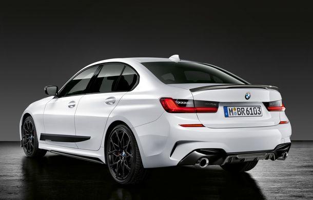Accesorii M Performance pentru noul Seria 3: BMW a pregătit elemente de caroserie și accesorii de interior derivate din cele folosite pe mașinile de competiție - Poza 5