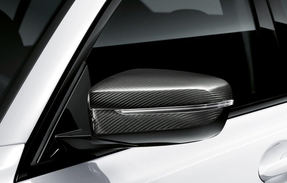 Accesorii M Performance pentru noul Seria 3: BMW a pregătit elemente de caroserie și accesorii de interior derivate din cele folosite pe mașinile de competiție - Poza 16