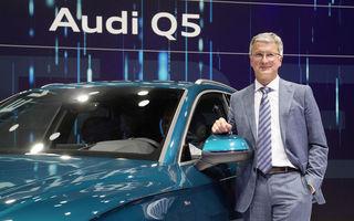 Oficial: Audi a reziliat contractul lui Rupert Stadler, CEO-ul suspendat din funcție și arestat în scandalul Dieselgate