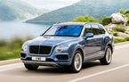Povestea de iubire s-a încheiat: în Europa, Bentley renunță la versiunea Bentayga echipată cu motorul diesel V8