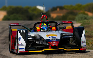 Audi a prezentat noul monopost de Formula E: Lucas di Grassi și Daniel Abt vor concura pentru nemți și în sezonul 2018/2019