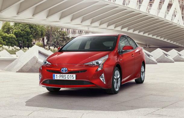 Toyota recheamă în service aproape 300.000 de unități hibride vândute în Europa: risc de oprire a motorului - Poza 1