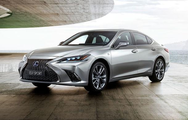 """Toyota se gândește să producă modele Lexus în China: """"Este o oportunitate ce nu trebuie ratată"""" - Poza 1"""