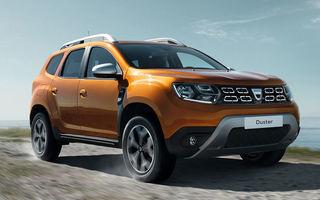 Producția Dacia de la Mioveni a crescut cu aproape 5% în primele 9 luni ale anului: peste 242.000 de unități
