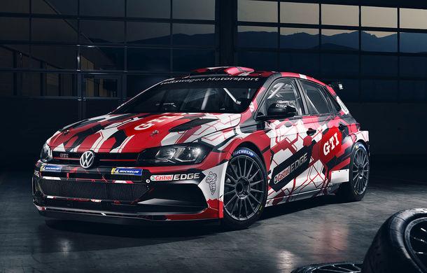 Volkswagen Polo GTI R5 îmbracă hainele de competiție: modelul destinat raliurilor debutează la finalul lunii octombrie în cadrul etapei din Spania - Poza 2
