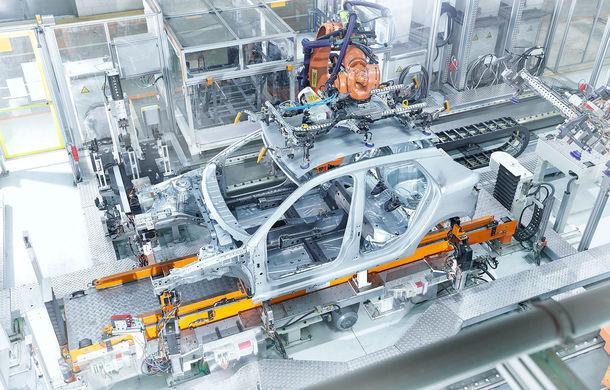 Noua generație Audi A1 Sportback a intrat în producție: modelul de clasă mică este asamblat la uzina Seat din Martorell - Poza 2