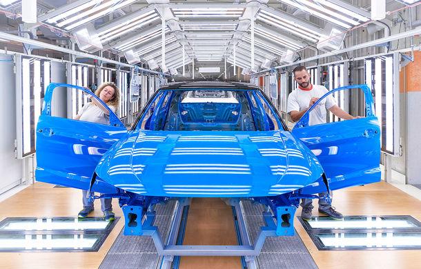 Noua generație Audi A1 Sportback a intrat în producție: modelul de clasă mică este asamblat la uzina Seat din Martorell - Poza 5