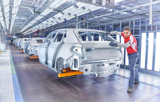 Noua generație Audi A1 Sportback a intrat în producție: modelul de clasă mică este asamblat la uzina Seat din Martorell - Poza 4