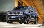 Jeep Renegade va primi versiune plug-in hybrid în 2020: producția va avea loc în Italia