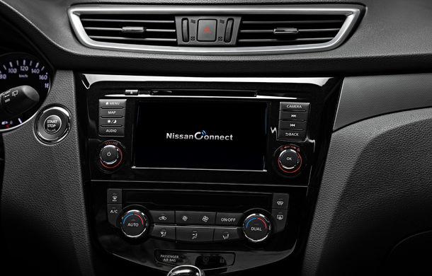Nissan Qashqai primește noua versiune a sistemului de infotainment NissanConnect: aplicații noi și update-uri prin internet - Poza 2