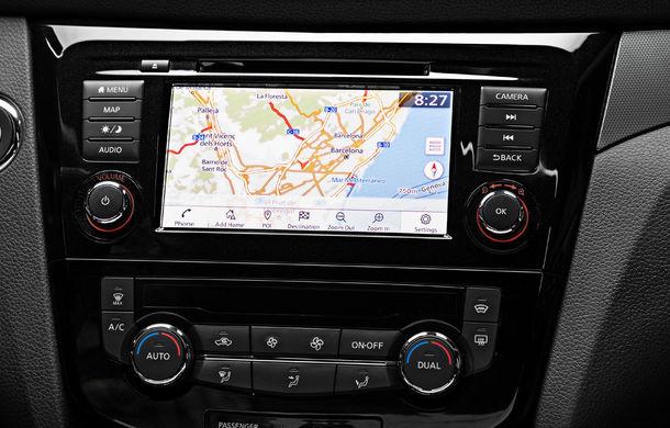 Nissan Qashqai primește noua versiune a sistemului de infotainment NissanConnect: aplicații noi și update-uri prin internet - Poza 3