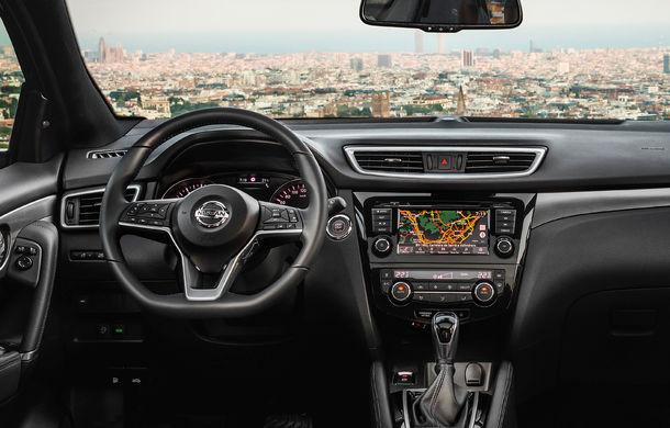 Nissan Qashqai primește noua versiune a sistemului de infotainment NissanConnect: aplicații noi și update-uri prin internet - Poza 1