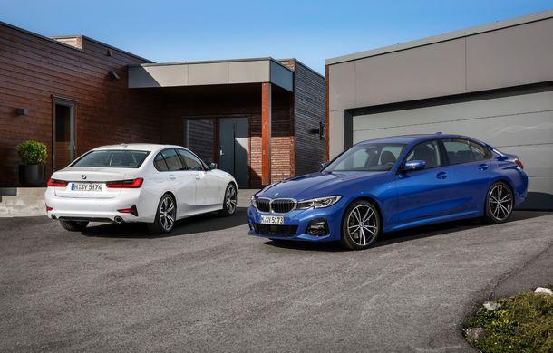 BMW a demarat producția noii generații Seria 3: 5 clipuri filmate pe linia de asamblare a fabricii din Munchen - Poza 1