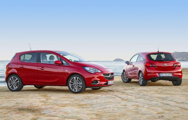 Opel va lansa 8 modele noi și actualizări până în 2020: Adam, Cascada și Karl vor fi eliminate din gamă - Poza 1